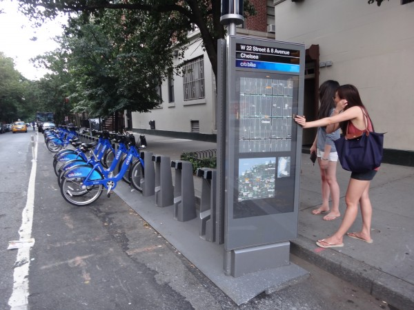 Citi bike share