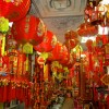 Chinatown Lanterns, NYC