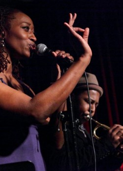 Lezlie Harrison, Harlem Jazz Shrines