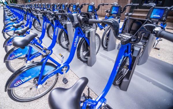 Citi Bikes NYC