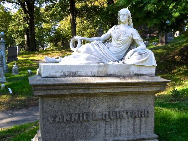 Green-wood Cemetery, NYC