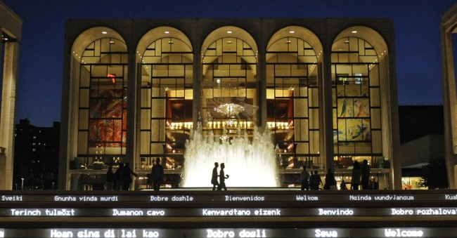 The Metropolitan Opera What You Have To Know