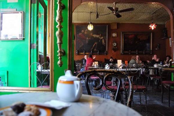 Caffee Reggio, NYC