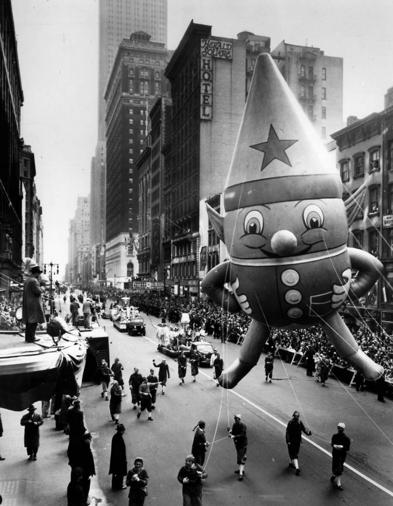 Macys Thanksgiving Parade, 1947