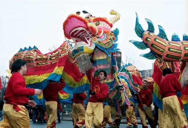 Año nuevo chino, Nueva York