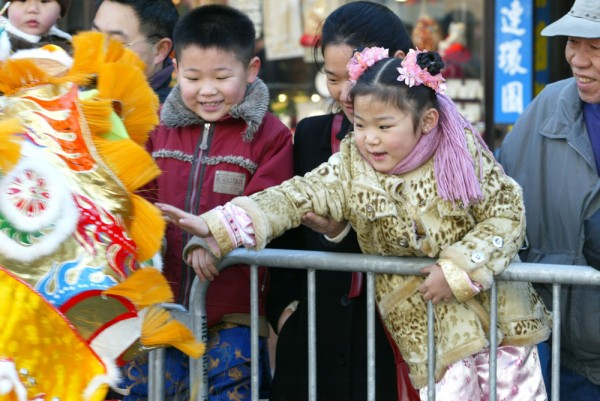 Chinese New Years in NYC