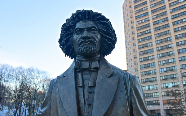 Frederick Douglass Monument, NYC