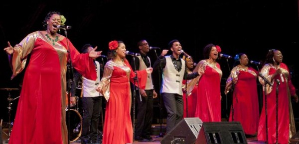 Harlem Gospel Choir, NYC