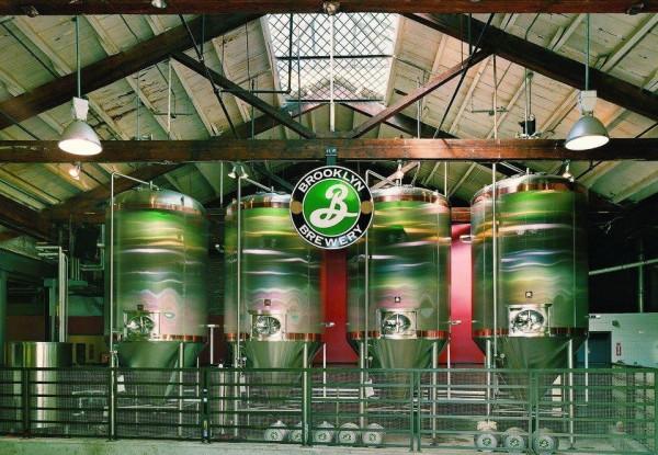 Cervecería Brooklyn, Nueva York