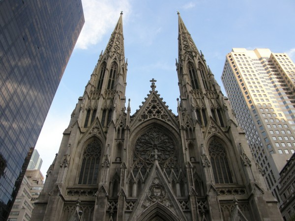 saint patrick s cathedral in new york a visitors guide walks of