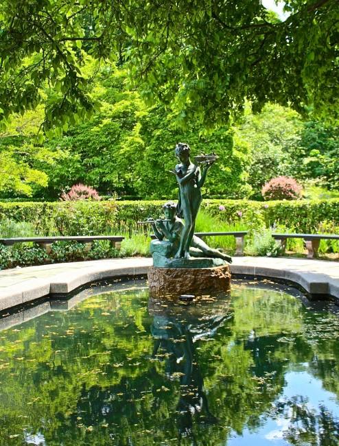 New York 39 S Finest Gardens Walks Of New York