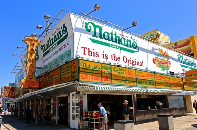 Nathan's Original, Coney Island