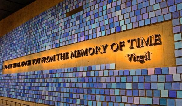September 11 Memorial Museum, NYC