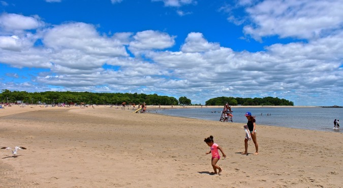 Orchard Beach Bronx Nyc