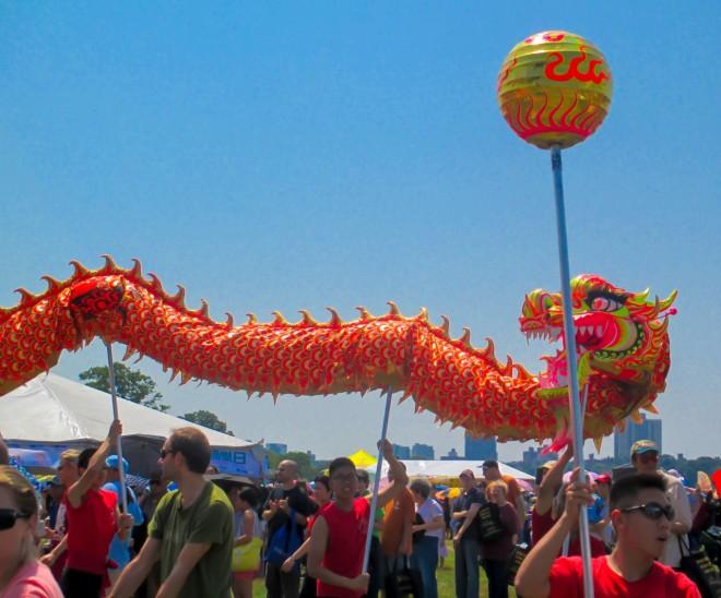 Dragon Boat Festival, NYC