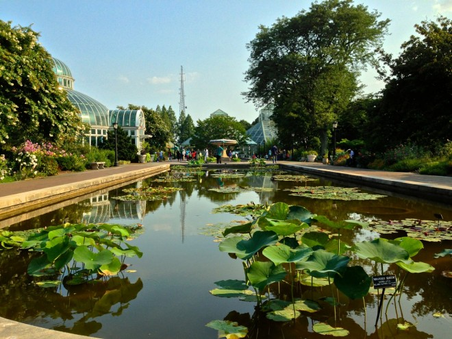 Brooklyn Botanic Garden, NYC