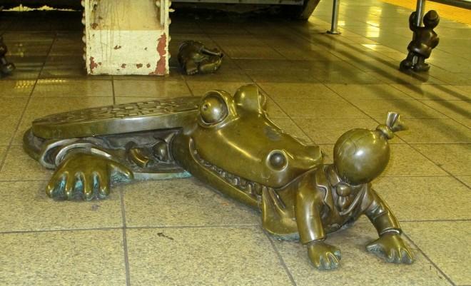 Life Underground, NYC