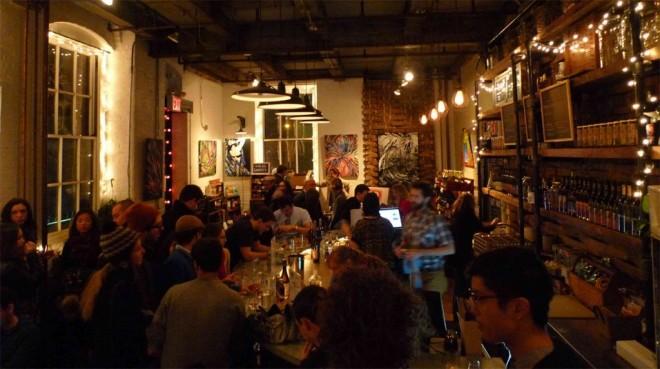 Brooklyn Oenology, NYC