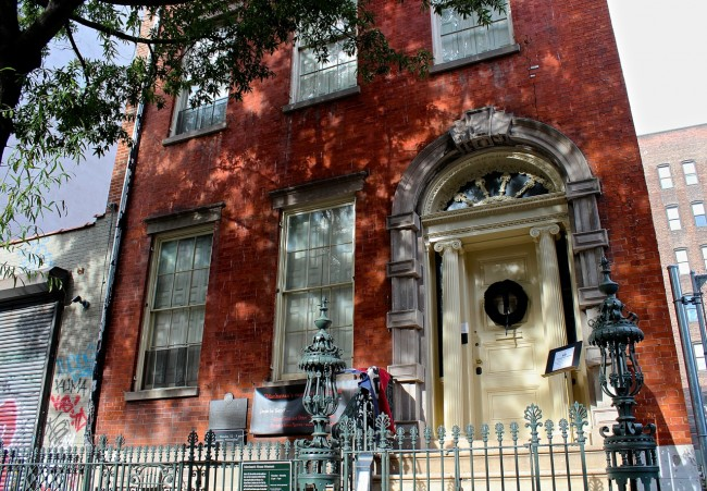 Merchant House, NYC