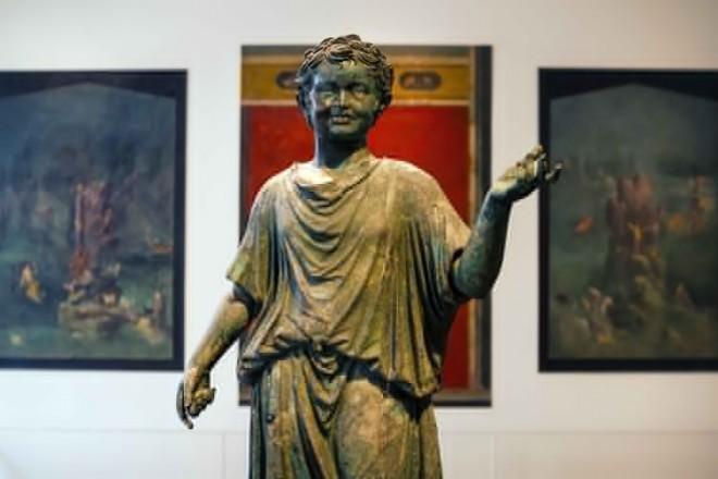 Roman Statue, Met Museum