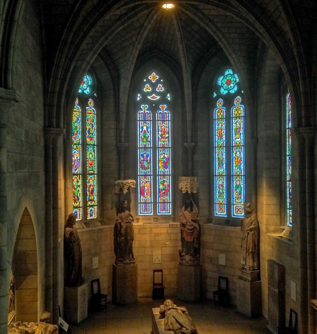 Gothic Chapel, Cloisters, NYC