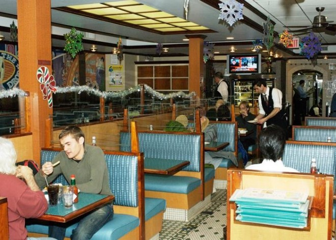 Westway Diner, NYC