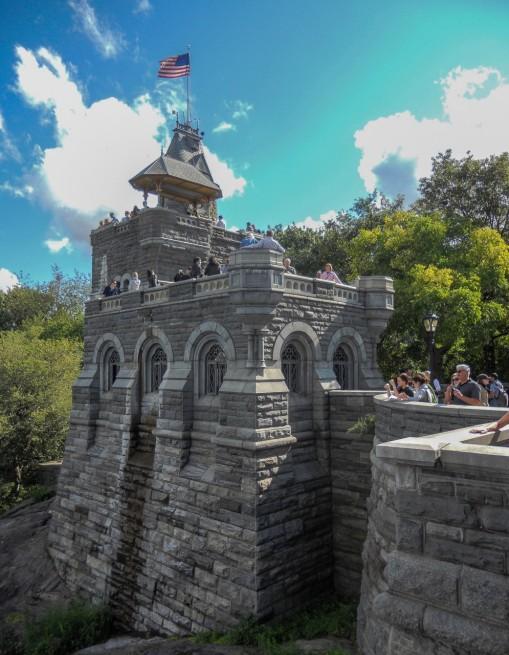 Palacio Belvedere, Central Park