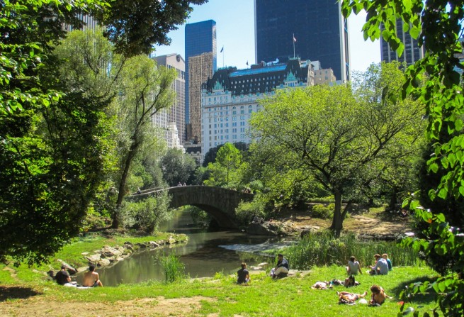 10 must see sights of central park walks of new york