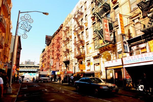 Lower East Side galleries