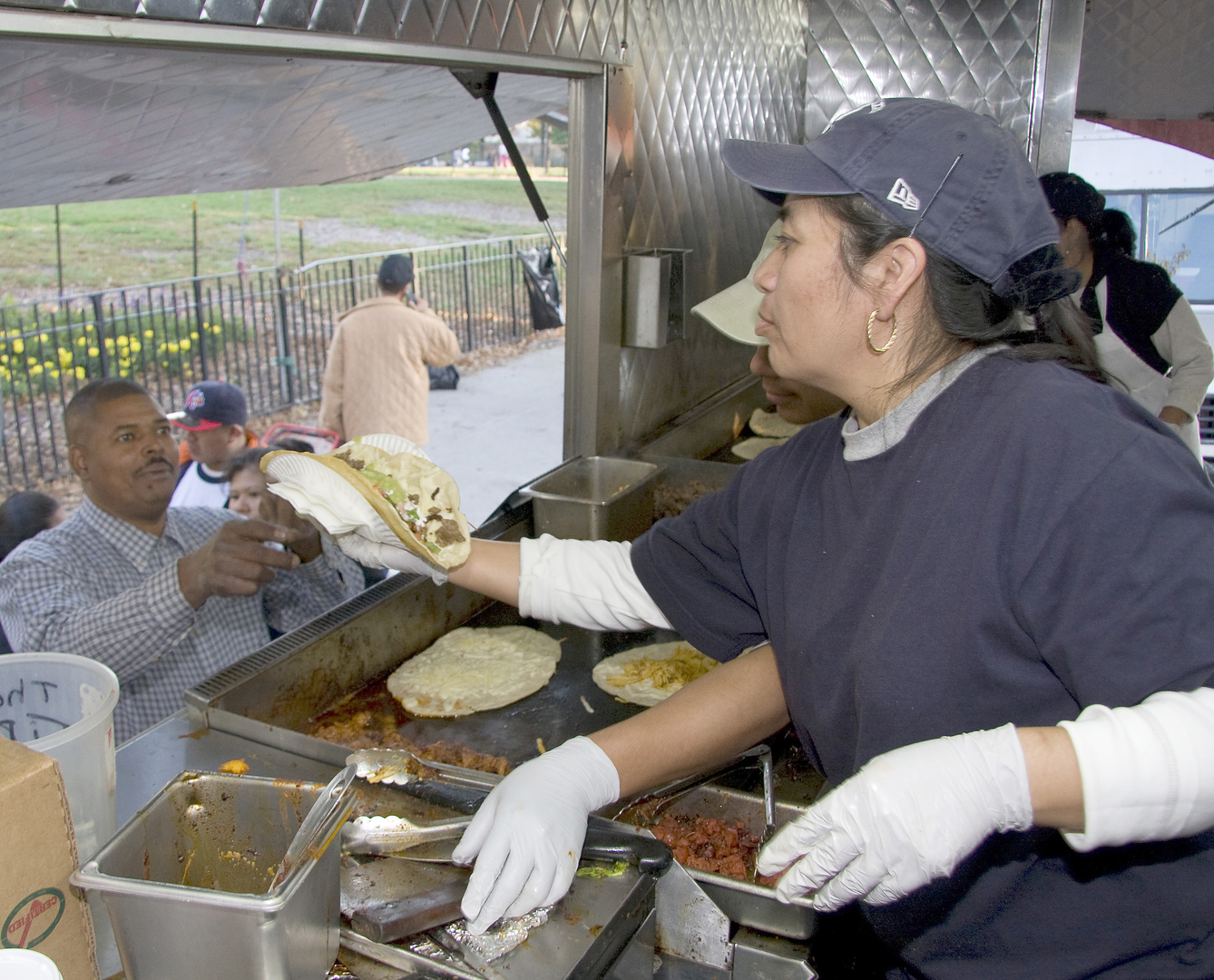  Photo courtesy of Red Hook Food Vendors