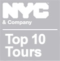 NYC & Company Top 10 Tours
